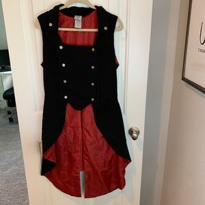 Alice through looking glass costume Mad Hatter 2X